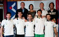 I Campioni ASSI CSAIn 2012 di Categoria I, II, III, IV e LIGHT